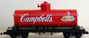 LGB 44800 Campbells Soup Tank Car