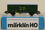 Marklin 4491 Freight Car CFL