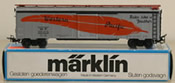Marklin 4571 - Freight Car Western Pacific Metal