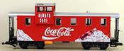 LGB 45710 Coca-Cola Caboose