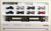 Marklin 47121 Double Auto Transport Car Set