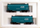 Marklin 47205 - Car Set for Coils of Rolled Sheet