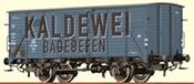 Brawa Kaldewei Box Car