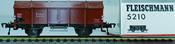 Fleischmann 5210 Goods Wagon of the DRG