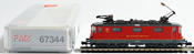 Fleischmann 67344 Swiss Electric Locomotive Re 4/4 of the SOB