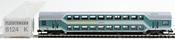 Fleischmann 1/2 Class Double Decker Passenger Coach