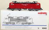 Marklin 83443 Electric Locomotive BR 143 Delta