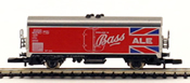Marklin 8600-11 Bass Ale Reefer Car