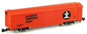 Marklin 8681 - Box Car of the Illinois Central Gulf