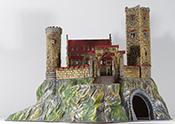 Elastolin Knights Castle #9766