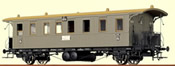 Brawa 2164 KwStE Carriages