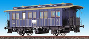 Brawa 45602 Sleeping Car of the KWStE
