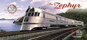 Con-Cor 1-8721 Pioneer Zephyr Set
