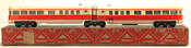 Marklin Double Railcars