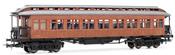 Electrotren 2nd Class Passenger Coach Bwff 37