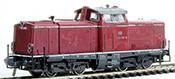 Fleischmann 1382 - Diesel Locomotive V100 of the DB