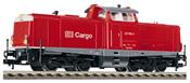 Fleischmann 4215 - Diesel loco of the DB AG (DB-Cargo) in traffic red livery, class 212