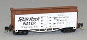 Father Nature - Billboard Reefer Car White Rock