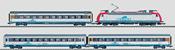 Marklin 26544 - Italian Express Train Set