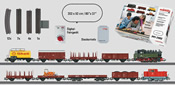 Marklin 29852 - DAD LET'S PLAY 2-TRAIN START SET(EX)06DAD LET'S PLAY 2-TRAIN START SET(EX)06