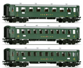 Marklin 42385 Express Train 3 Car Passenger Set (EX)