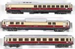 Marklin 42990 Rheingold Car Set of the DB