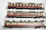Marklin 42991 Helvetia TEE Passenger Coach Set (3 lighted)