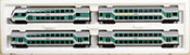 Marklin 43580 Bilevel Car Car Set