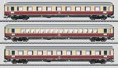 Marklin Express Train Passenger Car Set TEE Helvetia