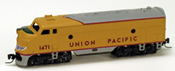 USA F7 Dummy Locomotive A Unit of the UP – 1471