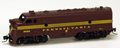 USA F7 Dummy Locomotive A Unit Pennsylvania