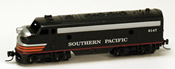 Micro Trains 12004-2 USA F7 Dummy Locomotive A Unit of the SP – 6147