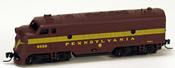 MicroTrain MT14002 - Pennsylvania F-7 Locomotive