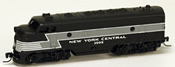 Micro Trains 14003 USA Diesel Locomotive F7 of the NYC