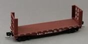 Micro Trains 14603 Bulkhead Flat Car L & N