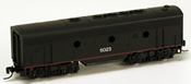 Micro Trains 17004-2 USA F7 Dummy B Unit of the SP – 8023