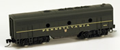 Micro Trains 17009-2 USA F7 Dummy B Unit of the PRR – 9648B