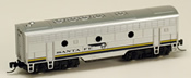Micro Trains 17010-2 USA F7 Dummy B Unit of the Santa Fe