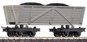 Roco 34510 Industrial railway wagon