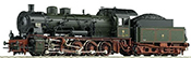 Roco 43221 German Steam Locomotive BR57 G10 of the KPEV