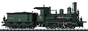 Trix German Steam Locomotive Class Reihe Vi Old-Timer of the K.Bay.Sts.B (DCC Sound Decoder)