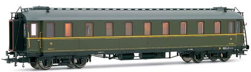 Electrotren E15010 - Coach Verderón 3rd class Renfe - CC 359