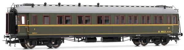 Electrotren E15013 - 1st and 3rd Class Passenger Coach AAC 327