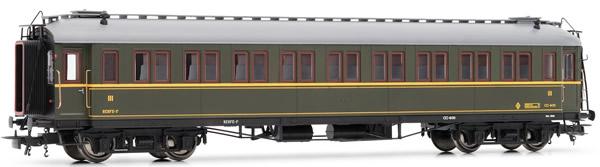 Electrotren E15015 - 3rd Class Passenger Coach CC 400