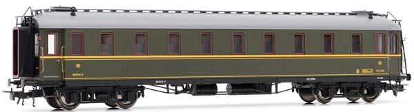 Electrotren E15016 - 3rd Class Passenger Coach CC 334