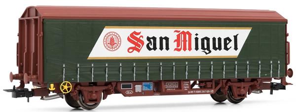 Electrotren E1628 - Beer wagon San Miguel