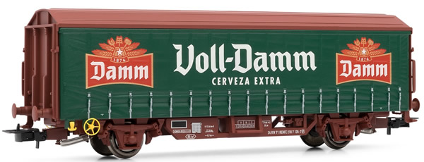 Electrotren E1629 - Beer wagon Voll-Damm