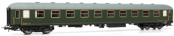 Electrotren E18028 - 1st Class Passenger Coach AA 8073