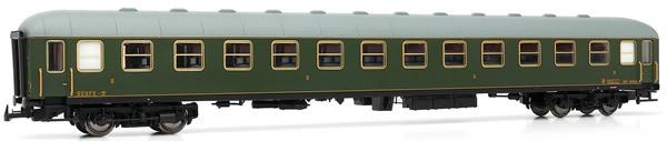 Electrotren E18029 - 2nd Class Passenger Coach BB 8562