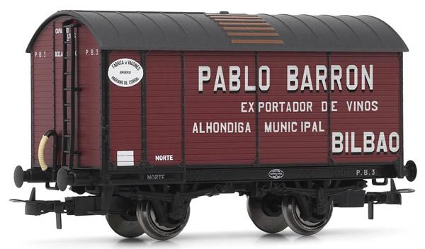 Electrotren E19028 - Wine Transport Wagon, Pablo Barrón vineyards